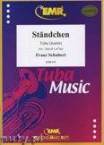 Okładka: Schubert Franz, Ständchen für Tuba Quartett
