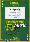 Okładka: Mortimer John Glenesk, Rhapsody  - Trombone