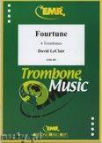 Okładka: Leclair David, Fourtune - Trombone
