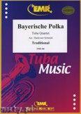Okładka: , Bayerische Polka für Tuba Quartett