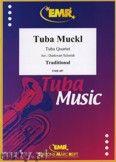 Okładka: Schmidt Dankwart, Tuba Muckl for Tuba Quartet