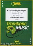 Okładka: Frescobaldi Girolamo, Canzona Sopra Rugier - Trombone