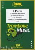 Okładka: Viadana Lodovico, 2 Stücke  - Trombone