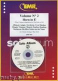 Okładka: Armitage Dennis, Solo Album Vol. 02 + CD  - Horn