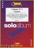 Okładka: Armitage Dennis, Solo Album Vol. 03  - CLARINET