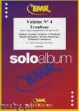 Okładka: Armitage Dennis, Solo Album Vol. 04  - Trombone