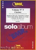 Okładka: Armitage Dennis, Solo Album Vol. 05  - CLARINET