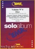 Okładka: Armitage Dennis, Solo Album Vol. 06  - Oboe