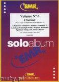 Okładka: Armitage Dennis, Solo Album Vol. 06  - CLARINET