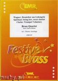 Okładka: Armitage Dennis, Brass Quartet (Brautchor aus Lohengrin, Swing Low-Sweet Chariot, Trumpet Voluntary) - BRASS ENSAMBLE