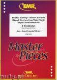 Okładka: Michel Jean-François, 4 Trombones (HÄNDEL: Halleluja, HÄNDEL: Overture from Water Music, HAYDN: Hochzeitsmarsch, MOURET: Rondeau) - Trombone