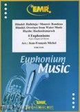 Okładka: Michel Jean-François, 4 Euphoniums (HÄNDEL: Halleluja, HÄNDEL: Overture from Water Music, HAYDN: Hochzeitsmarsch, MOURET: Rondeau) - Euphonium