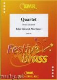 Okładka: Mortimer John Glenesk, Quartet - BRASS ENSAMBLE