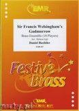 Okładka: Bachiler Daniel, Sir Francis Welsingham's Godmorrow for Brass Ensemble (10 Players)