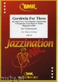 Okładka: Armitage Dennis, Gershwin for Three - BRASS ENSAMBLE