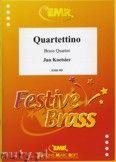 Okładka: Koetsier Jan, Quartettino - BRASS ENSAMBLE