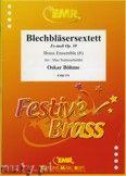 Okładka: Boehme Oskar, Trompeten-Sextett Op. 30 - Brass Ensemble