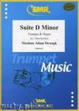 Okładka: Strungk Nicolaus Adam, Suite d-moll  - Trumpet