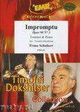 Okładka: Schubert Franz, Impromptu Op. 90 N° 3  - Trumpet