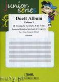 Okładka: Różni, Duett Album Vol. 1 for Bb Trumpet (Cornet) and Eb Horn