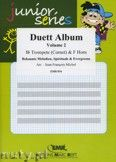 Okładka: Różni, Duett Album Vol. 2 for Bb Trumpet (Cornet) and F Horn