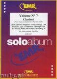 Okładka: Armitage Dennis, Solo Album Vol. 07  - CLARINET