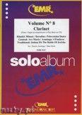 Okładka: Armitage Dennis, Solo Album Vol. 08  - CLARINET