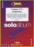 Okładka: Armitage Dennis, Solo Album Vol. 08  - Euphonium
