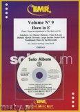 Okładka: Armitage Dennis, Solo Album Vol. 09 + CD  - Horn