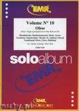 Okładka: Armitage Dennis, Solo Album Vol. 10  - Oboe