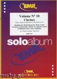 Okładka: Armitage Dennis, Solo Album Vol. 10  - CLARINET