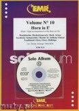 Okładka: Armitage Dennis, Solo Album Vol. 10 + CD  - Horn