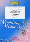 Okładka: , Utwory na 2 fagoty i fortepian (BACH: Aria, CLARKE: Trumpet Voluntary, MENDELSSOHN: Wedding March, PURCELL: Trumpet Tune, WAGNER: Bridal Chorus) - BASSOON