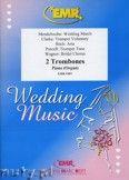 Okładka: , Utwory na 2 puzony i fortepian (BACH: Aria, CLARKE: Trumpet Voluntary, MENDELSSOHN: Wedding March, PURCELL: Trumpet Tune, WAGNER: Bridal Chorus) - Trombone