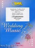 Okładka: , Utwory na 2 euphonium i fortepian (BACH: Aria, CLARKE: Trumpet Voluntary, MENDELSSOHN: Wedding March, PURCELL: Trumpet Tune, WAGNER: Bridal Chorus) - Euphonium