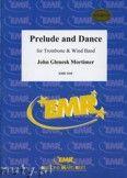 Okładka: Mortimer John Glenesk, Prelude & Dance - Trombone