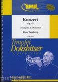 Okładka: Tamberg Eino, Konzert Op. 42 für Trompete - Orchestra & Strings