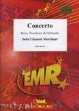 Okładka: Mortimer John Glenesk, Concerto - Horn
