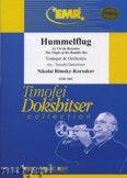 Okładka: Rimski-Korsakow Mikołaj, Hummelflug für Trompete - Orchestra & Strings