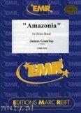 Okładka: Gourlay James, Amazonia - BRASS BAND