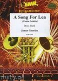 Okładka: Gourlay James, A Song For Lea  - BRASS BAND