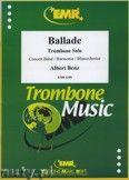 Okładka: Benz Albert, Ballade - Trombone