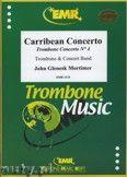 Okładka: Mortimer John Glenesk, Caribbean Concerto - Trombone