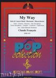 Okładka: Francois Claude, My Way
