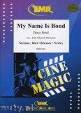 Okładka: Norman Monty, Bart Lionel, My Name Is Bond - BRASS BAND
