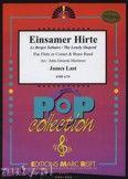 Okładka: Last James, Einsamer Hirte (Cornet Solo) - BRASS BAND