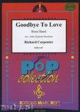 Okładka: Carpenters The, Goodbye To Love - BRASS BAND