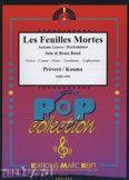 Okładka: Prevert J., Kosma Joseph, Les Feuilles Mortes