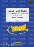 Okładka: Armitage Dennis, Auld Lang Syne - BRASS BAND