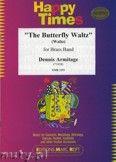 Okładka: Armitage Dennis, The Butterfly Waltz  - BRASS BAND